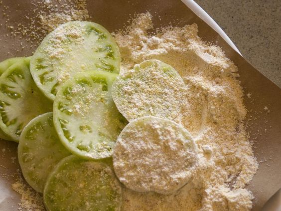 WATCH: How To Make the Best Southern Fried Green Tomatoes
