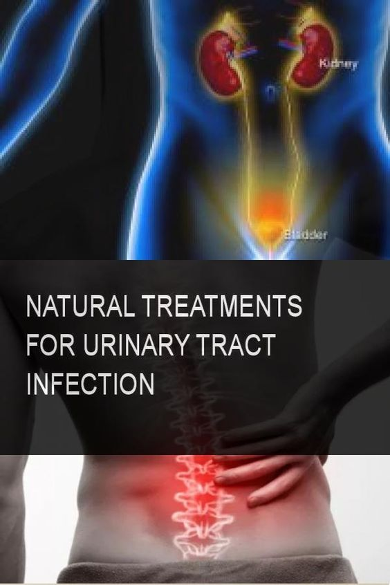 Natural Treatments for Urinary Tract Infection...