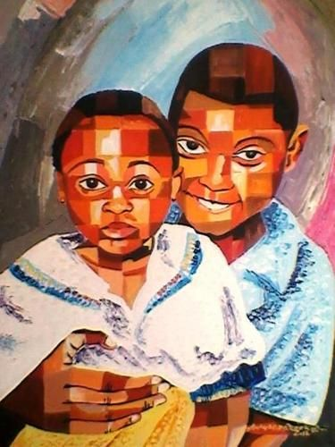 L'amour fraternel est un amour essentiel entre des frères, contribue au bien être de la famille./// Brotherly love is an essential love between brothers; contributes to the well-being of the family.