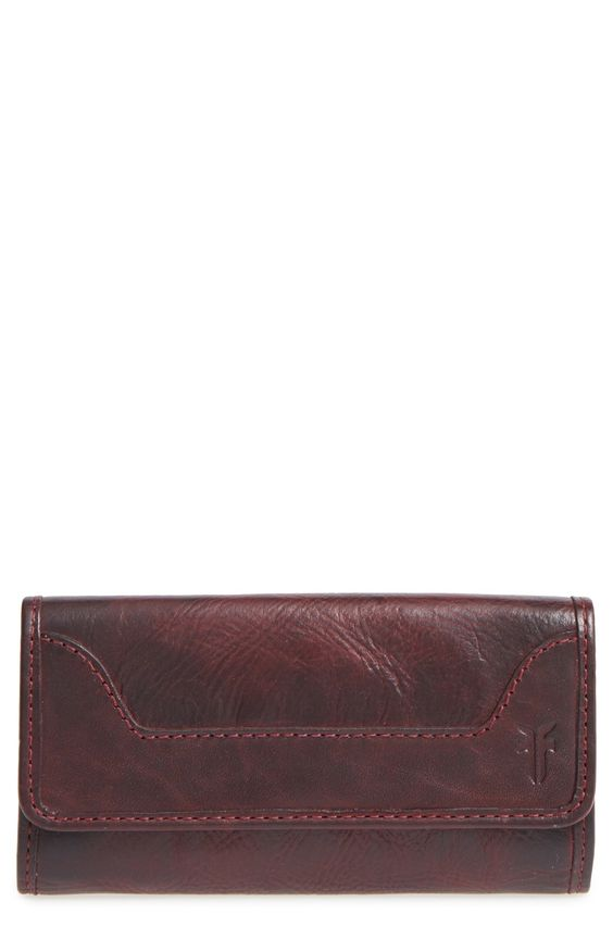 Frye 'Melissa' Continental Wallet available at #Nordstrom