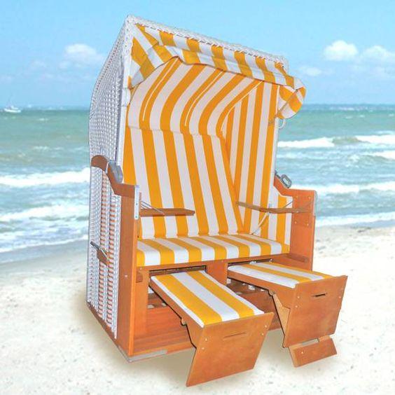 Gebrauchte Ostsee-Strandkörbe (ab 450€)