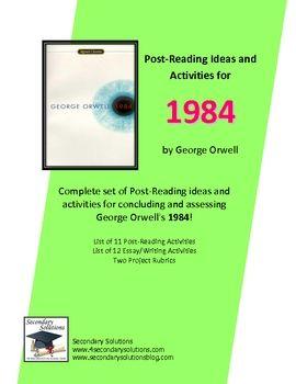 george orwell's essay