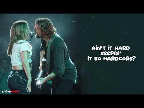 Lady Gaga Bradley Cooper Shallow Lyrics Video Musica