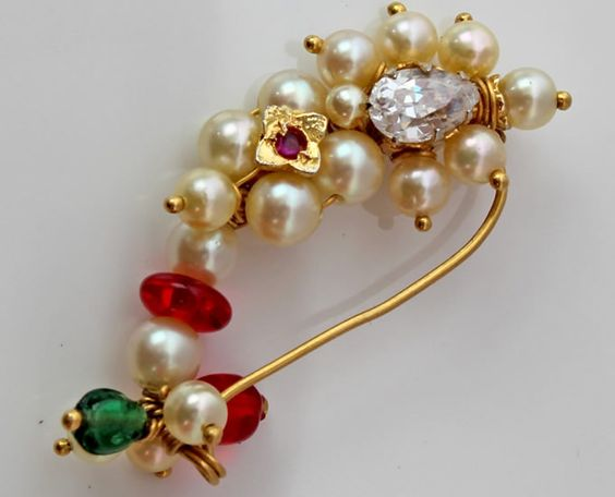 Marathi Nath Nose Ring Buy Online