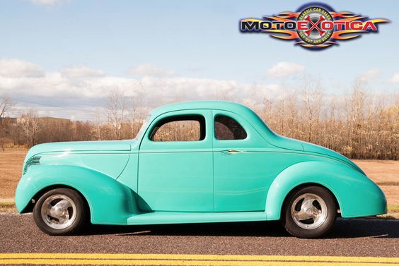 1939 Ford 5 Window Coupe Photo 7