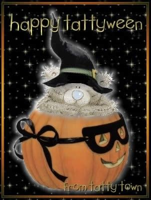Image result for tatty teddy halloween pictures: