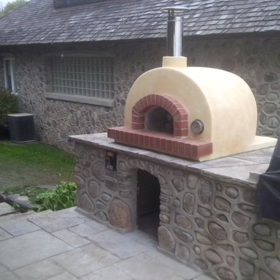 Toscana Pizza Oven Photo Gallery Forno Bravo Authentic Wood Fired Ovens Pizza Oven Toscana Pizza Oven Kits
