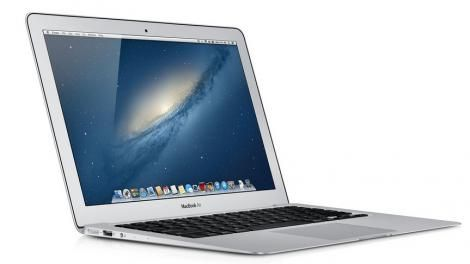 Review: Updated: 13-inch MacBook Air - Apple's often imitated but never bettered ultra-portable laptop puts in a strong, though not faultless, performance with this mid-2013 release, the sixth-generation of the MacBook Air.   Techradar/Aug 2013