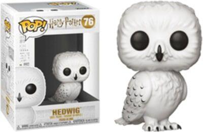 >76 Hedwig Funko Pop