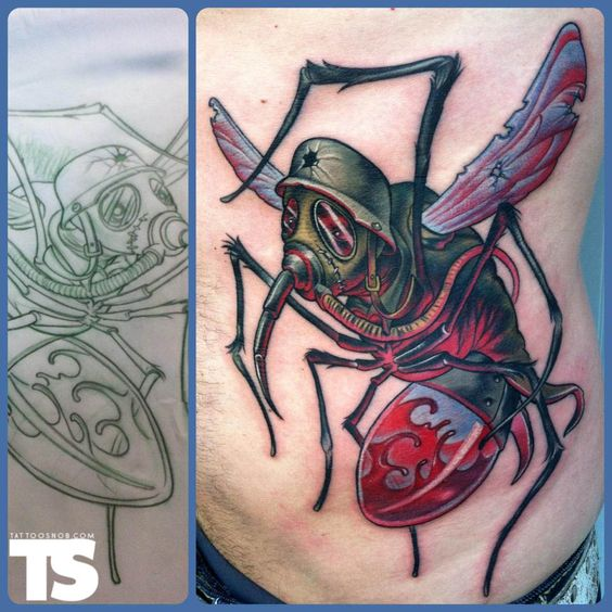 Mosquito by Scotty Munster