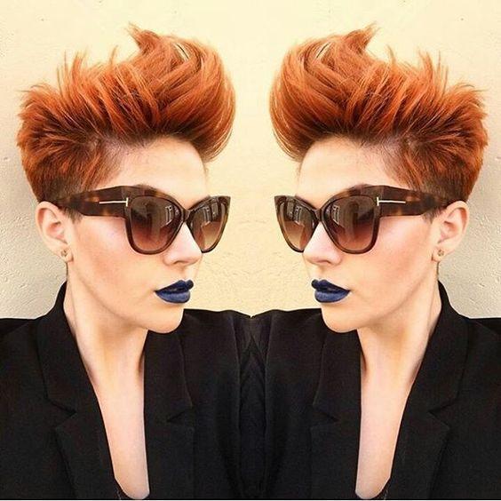Een stoere en vrouwelijke look? Deze 10 trendy korte modellen zijn echt het…