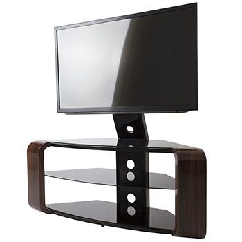 Walnut Tv Stand Tv Stand Furniture And Stand In On Pinterest