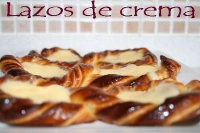 Lazos de crema (creo)
