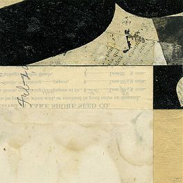 San Francisco artist Janet Jones works in collage, mixed media, assemblage, encaustic and book art.