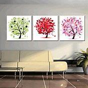 Op gespannen doek kunst Bloemen en planten Bo... – AUD $ 72.77
