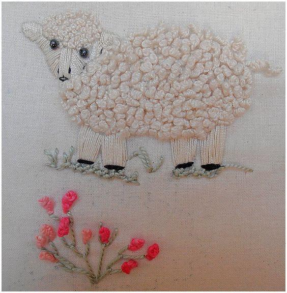Week 38 Drizzle stitch | par crazyQstitcher