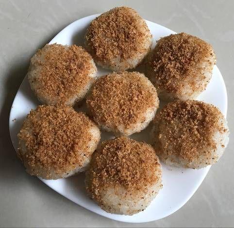 Resep Ketan Serundeng Original Oleh Puspita Sari Resep Cemilan Resep Beras Ketan
