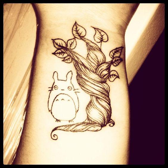 Totoro Tat <3