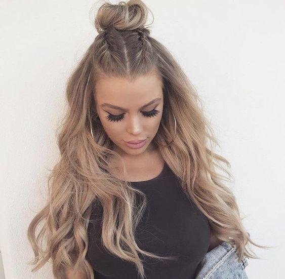 50 Frischeste Abschlussball Frisuren Fur Kurzes Haar Simple Prom Hair Easy Hairstyles For Long Hair Prom Hairstyles For Long Hair