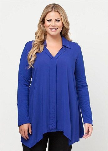 Evening tops, Plus size tops and Women's tops on Pinterest