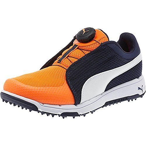 UK Golf Gear - Puma Golf Grip Sport Junior Disc Golf Shoe ...