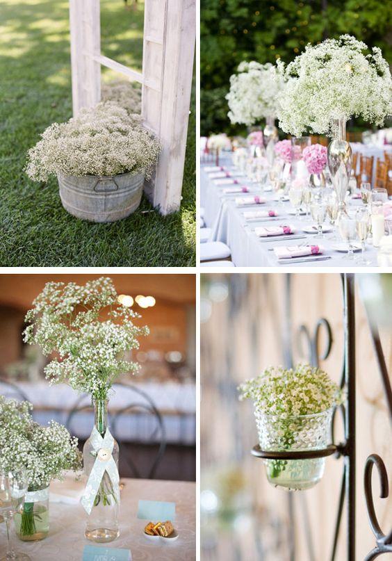 Arreglos florales para bodas decoracion de mesa con - Arreglos florales para bodas ...