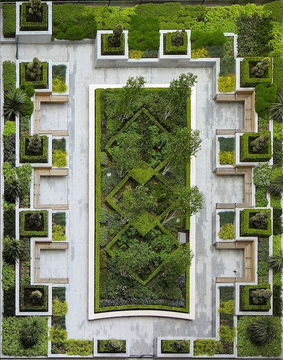 Common ground gardens and creative on pinterest for Creative landscape design