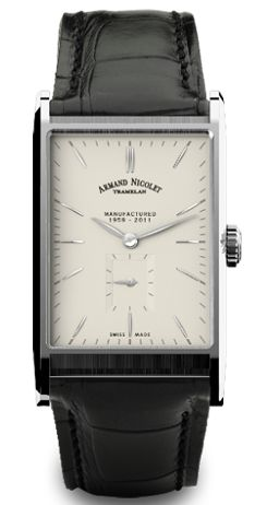 Armand Nicolet L11 Limited Edition Ref. 9680A-AG-P680NRT4