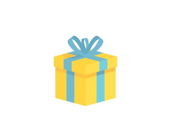 Gift Box Explode Graphics Gift Gif Gifts Animated Gift