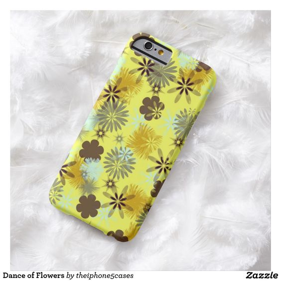 Dance of Flowers Barely There iPhone 6 Case