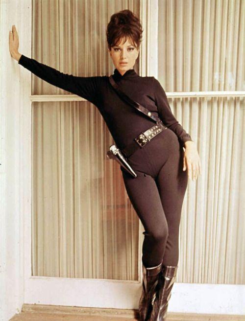 Monica Vitti as Modesty Blaise