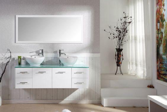 Details zu Badezimmermöbel Bad Set Badmöbel Waschtisch Neu - badezimmermöbel aus holz