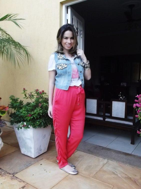 Oh My Fashion Blog: Look do Dia - dia das mães!