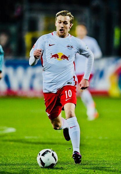 Pot 3 Emil Forsberg Leipzig Sweden Rasenballsport Leipzig