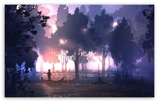 Download 3840x2160 Wallpaper Old Tree Fantasy Art 4k Uhd 16 9 Widescreen 3840x2160 Hd Image Background 1193 Fantasy Artwork Tree Art Artwork