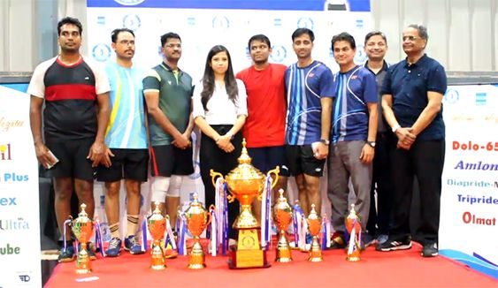 Micro Doctors Cup The First Ever Professional Badminton Tourney Exclusively For Doctors