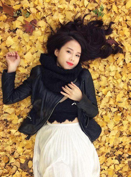 Một chuyến sang Hàn Quốc của Linh vào mùa thu