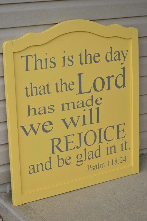 Old Crib Recycle this would be so simple, find an old crib at a yard sale, garage sale, thrift store or in the garbage (oh yes craigslsit) int he attic... spray paint and add writing, I love this scripture and think that the Bible has the best wording for signs for our homes, wisdom! You could give the crib a vintage look with distressing, great for your porch, a welcome sign, in the hallway, or in the nursery.. I want an old crib now. Thanks pinterest.