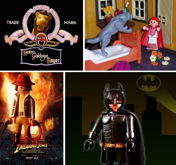 playmobil movies and movie posters on pinterest. Black Bedroom Furniture Sets. Home Design Ideas
