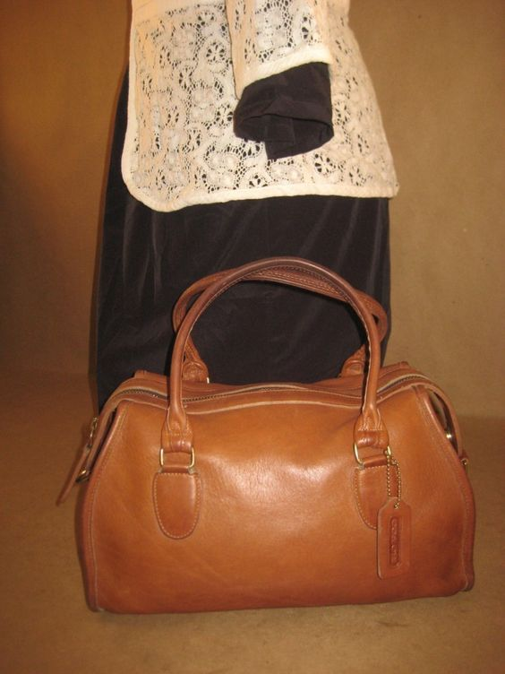 coach british tan handbags ebay