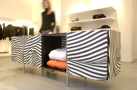 aparador de diseño minimalista 12 by Trix & Robert Haussmann Wogg