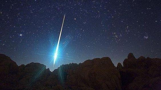 Vem ai a Chuva de Meteoros no dia 28 de Julho de 2014