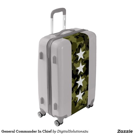 General Commander In Chief Luggage