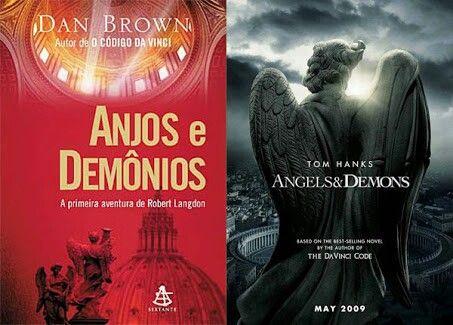Dan Brown autor que surpreende a cada livro!! Anjos e Demonios eh simplesmente perfeito!!