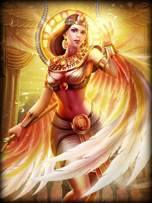 SMITE-HiRez Isis, Goddess of Magic