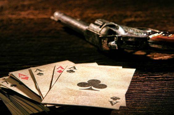 Gambler Danger Print by Olivier Le Queinec