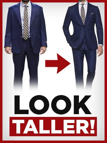 How To Look Taller Instantly Essential Guide For Short Men Style Hacks Short Men Fashion Men Style Tips Stylish Mens Outfits