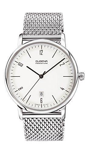 Dugena Herren-Armbanduhr DESSAU Analog Quarz Edelstahl 7090238 - http://uhr.haus/dugena/dugena-herren-armbanduhr-dessau-analog-quarz-2