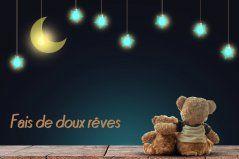 Epingle Sur Bonne Nuit Mon Coeur