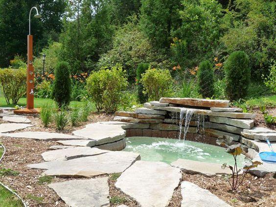 La chute du bassin d 39 eau froide pools pinterest for Cash piscine grenoble